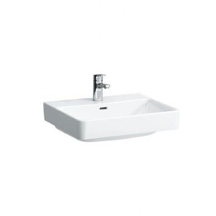 810962 - Laufen Pro S 550mm x 465mm Washbasin (1TH) - 8.1096.2